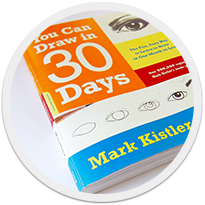 Your Guide: You Can Draw in 30 Days from Mark Kistler