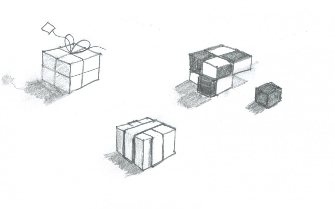 Family of various Cubes