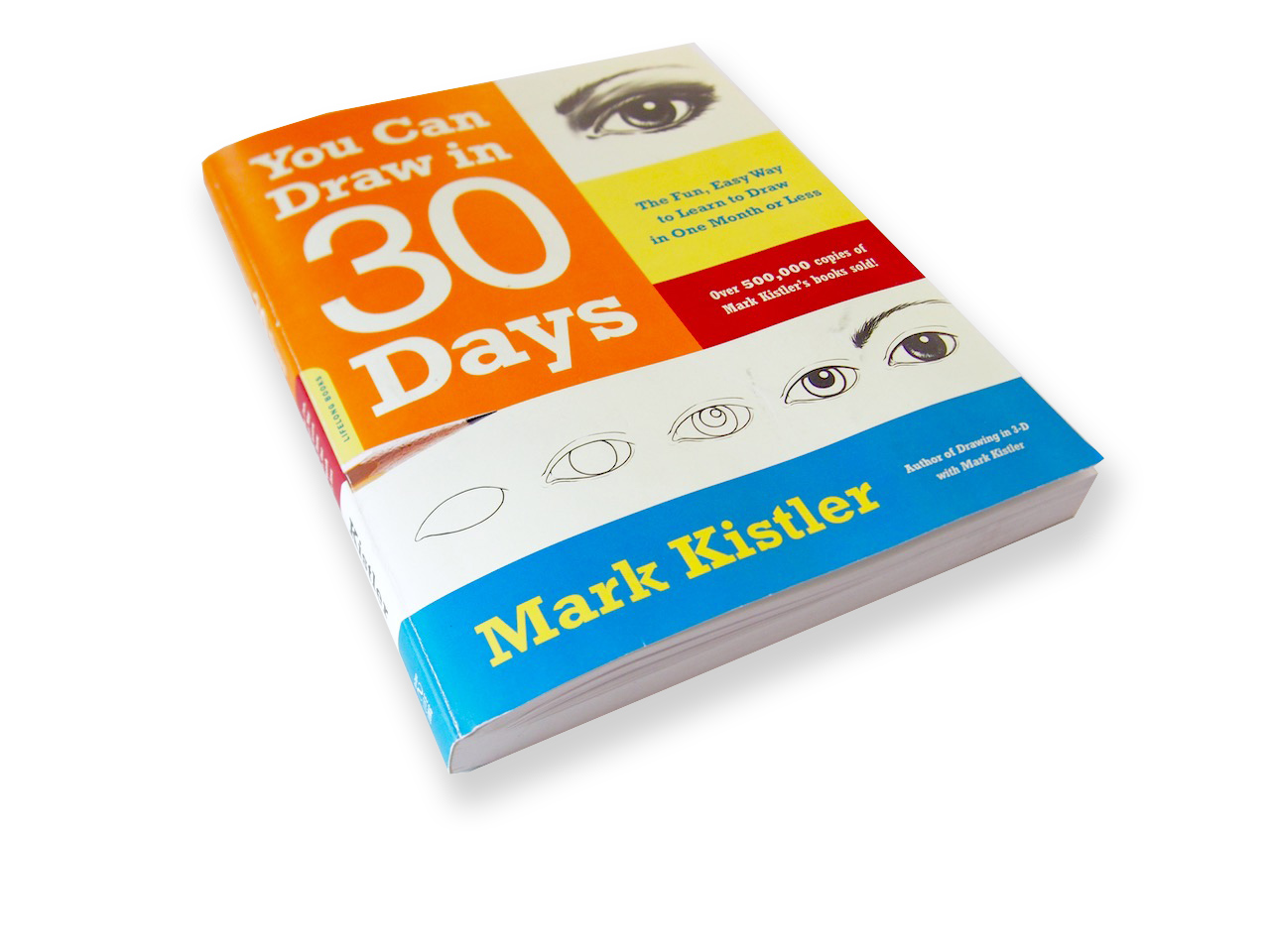 Book Cover: You can Draw in 30 Days -- Mark Kistler