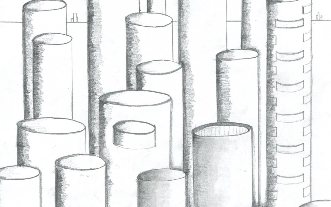 Day 11: Advanced Level Cylinders, Retractable erasers & stumps