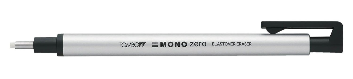 Retractable Mono Zero Eraser Tip